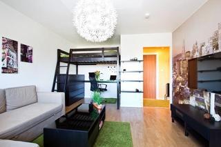 33平小户型公寓设计 丰富不凌乱的空间