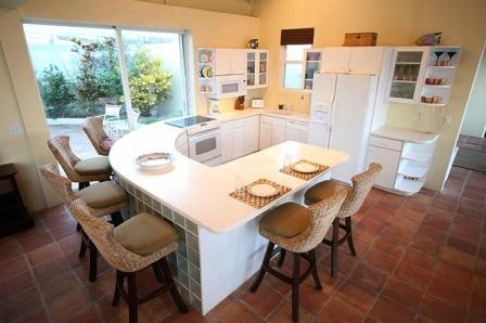 4款情调吧台 打造阔气开放式厨房空间
