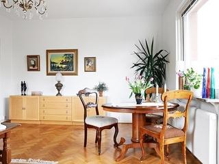 北欧风格得古典家居 给你穿越古代之感
