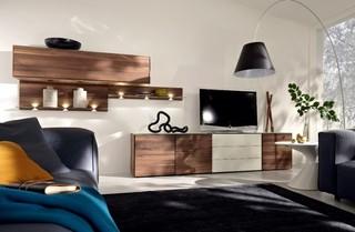 换个崭新的背景墙 17款组合电视柜家具