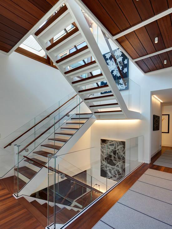 复式楼梯设计案例