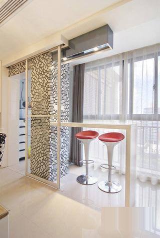 12万元装出的复式美家 地中海风格公寓