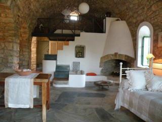 希腊SEMELI传统民居 风景如画的个性住所