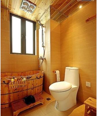 128平開放式房屋設計 紅與黑的紙醉金迷