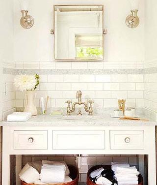 畅想生活 小户型卫生间设计装修