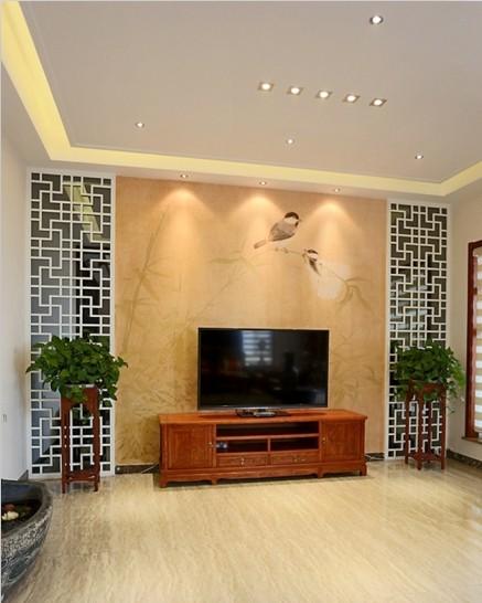 15款电视背景墙设计 时尚现代装修案例