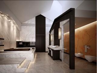 低调奢华的卫浴设计 欧式风格白领最爱