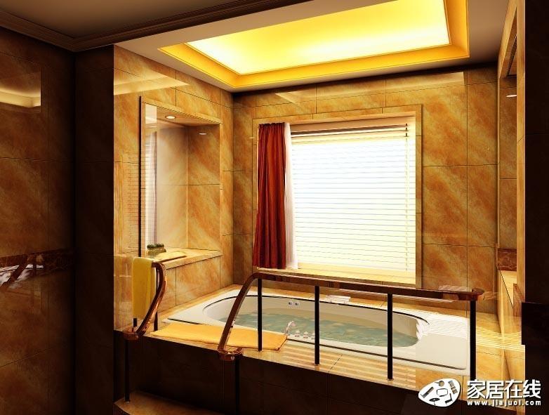 清爽实用的3款卫生间设计