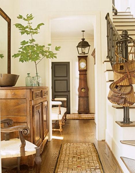 美丽家居的第一道风景线 玄关设计欣赏