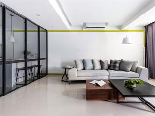 台湾现代简约室内设计 时尚优雅居