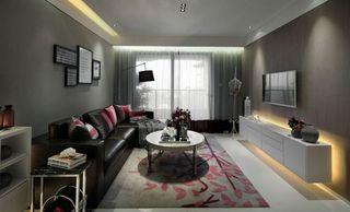 120平米大户型住宅 温馨又浪漫的空间