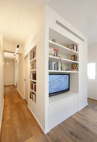 42平公寓创造100平大空间 装修技巧