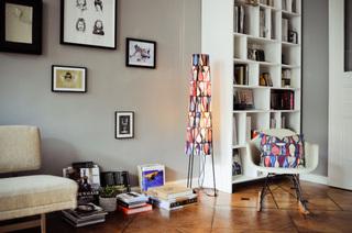 清新与自然 德国柏林的时尚木质小公寓