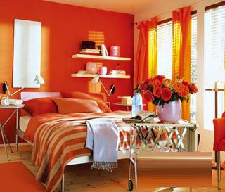 红色家居饰品 让你生活充满活力