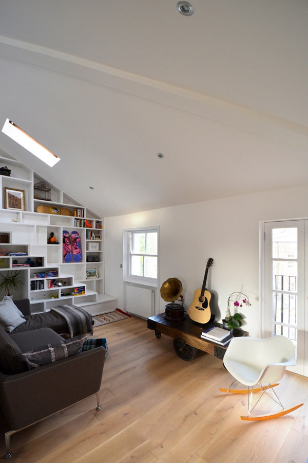 Loft閣樓家居設計 現代小戶型的個性