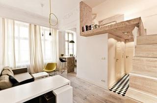 波兰29平方米公寓设计 小户型值得借鉴2/5