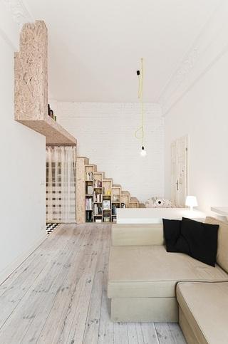 波兰29平方米公寓设计 小户型值得借鉴4/5