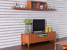 典雅大气的真皮沙发 温馨舒适的客厅生活