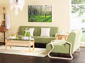 五彩斑斓简洁大气 八款沙发打造写意空间