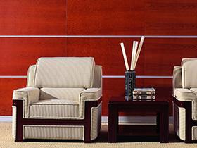 现代简约客厅系列 精致裸妆洁净的自然之美