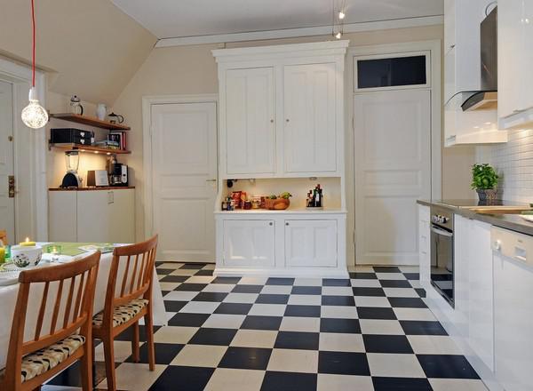现代风格厨房设计 让厨房不再平淡无趣