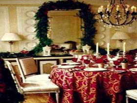 37間不同風格的圣誕餐廳