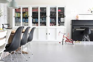 简单随意 荷兰设计师打造现代风格家居