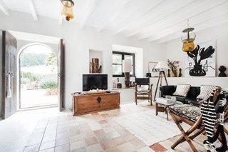简约美家 设计师地中海打造休闲度假屋