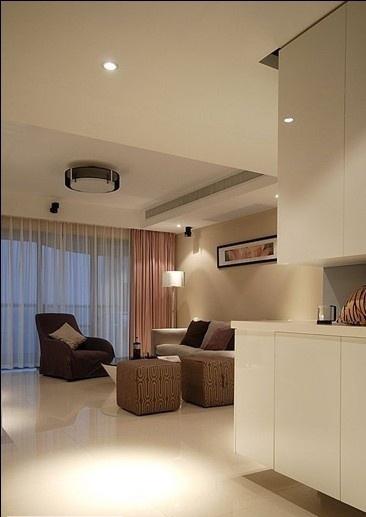 三居室装修,120平米装修,简约风格