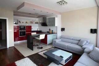 现代简约小户型 开放式厨房设计