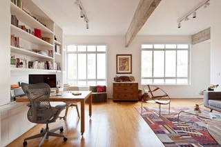 暖色调的巴西公寓 打造年轻的活力空间