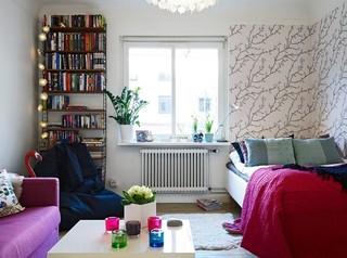 规划合理的小户型公寓 37平米功能多多2/7