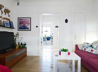 规划合理的小户型公寓 37平米功能多多3/7