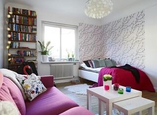 规划合理的小户型公寓 37平米功能多多6/7