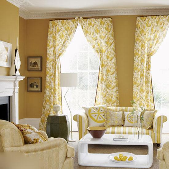 7款最流行窗簾效果圖 新房裝修必備品