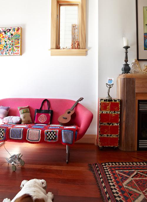 艺术夫妇的民族风公寓 温馨热闹家园