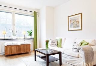 白领最爱的小户型公寓 简洁造就好心情