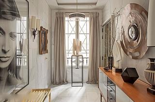没见过的墙面装饰 优雅魅力的家居设计