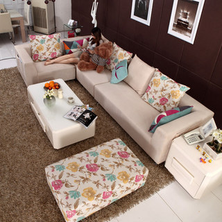 18款不同格调沙发区打造 你喜欢哪种?