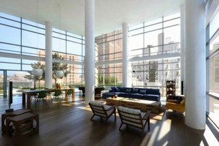 你家房子足够高吗 挑高天花板的装修案例