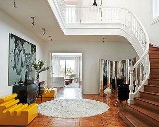 充满艺术气息的欧式住宅 西班牙简约风