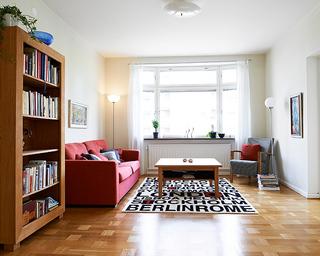 12款精挑地板 装饰北欧风格客厅