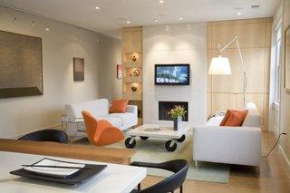 17款高清客厅装修案例欣赏 实用+美丽