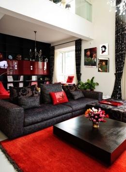 9款红色家居设计,喜欢红色的你一定不要错过