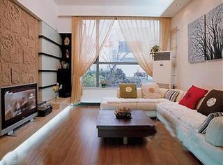 简约现代都市白领最爱多款客厅装修效果