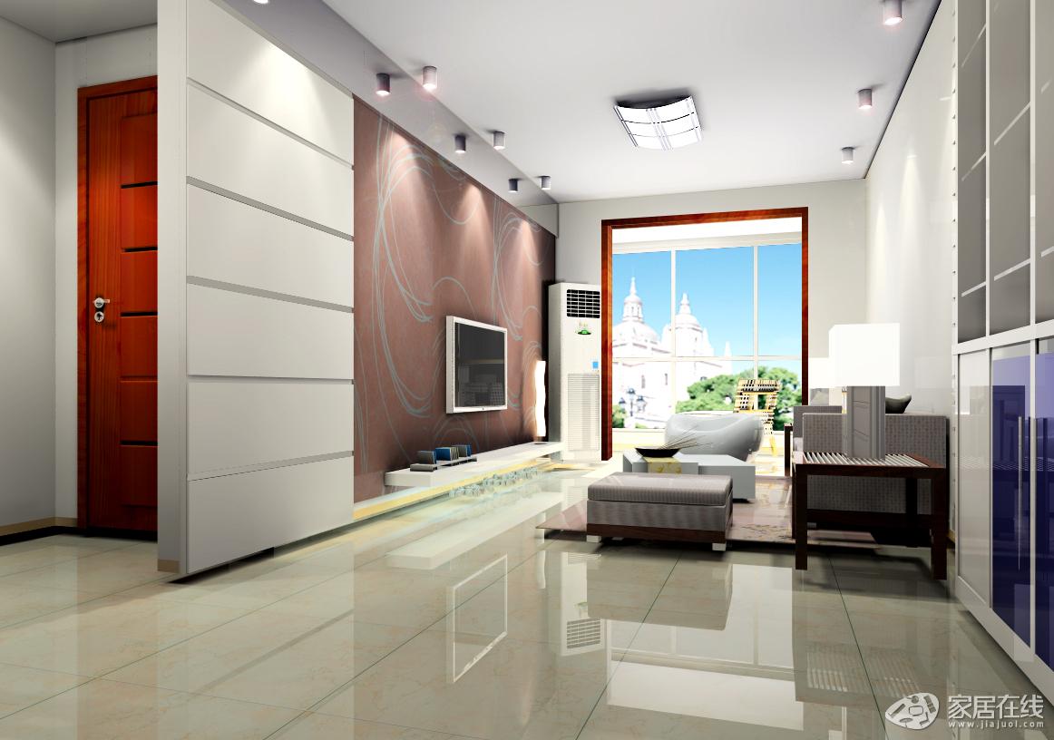 客厅装修设计图 现代简约风格卫生间时尚白色室内2012客厅吊顶改造