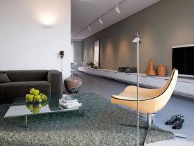 轻快明亮简约的美丽室内设计