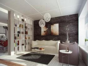 室內設計靈感-空間隔斷怎么設計