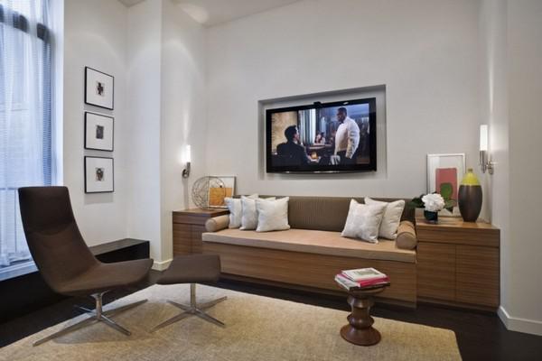 98平米翻新现代简约公寓