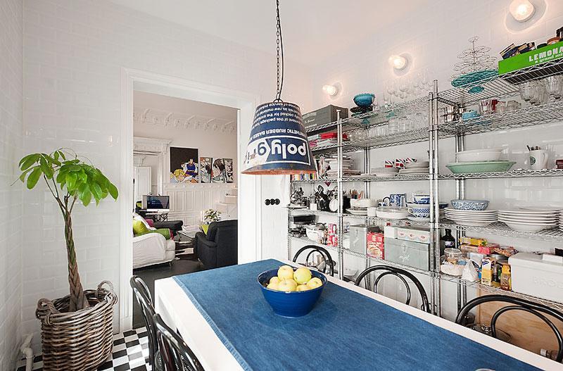北欧风格客厅 小户型小清新白色简欧风格装修图片